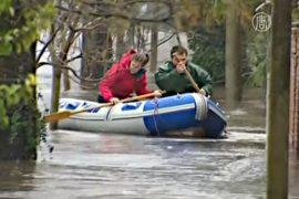В центральной Аргентине ввели ЧП из-за наводнений