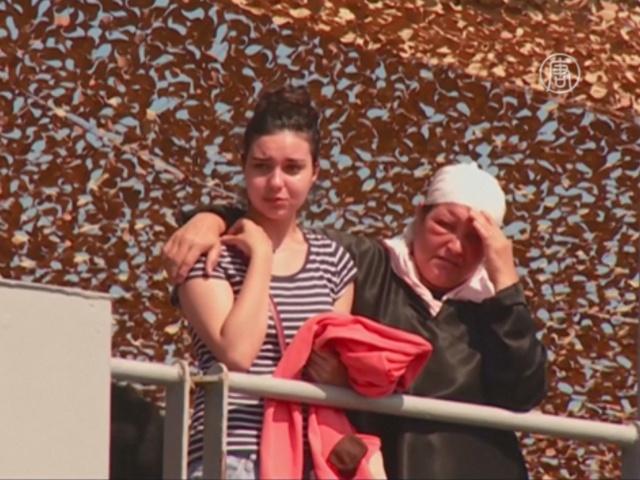 Выживший беженец рассказал о кораблекрушении