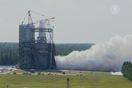 НАСА испытало новый мощный двигатель