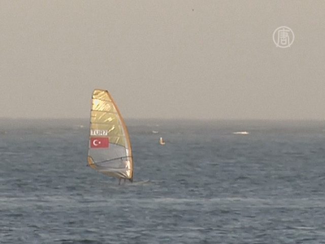 Олимпийцы заступились за залив Гуанабара