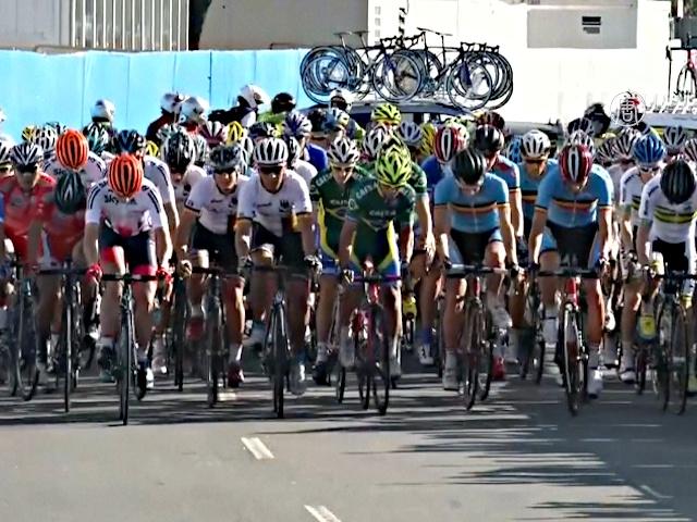 Велосипедисты недовольны состоянием трассы в Рио