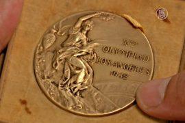 Утраченное олимпийское золото 1932 года найдено