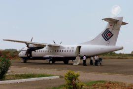 Новое крушение самолёта: обнаружены обломки
