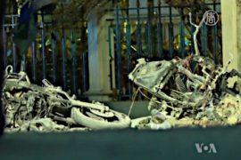 Взрыв в Бангкоке: полиция ищет виновных