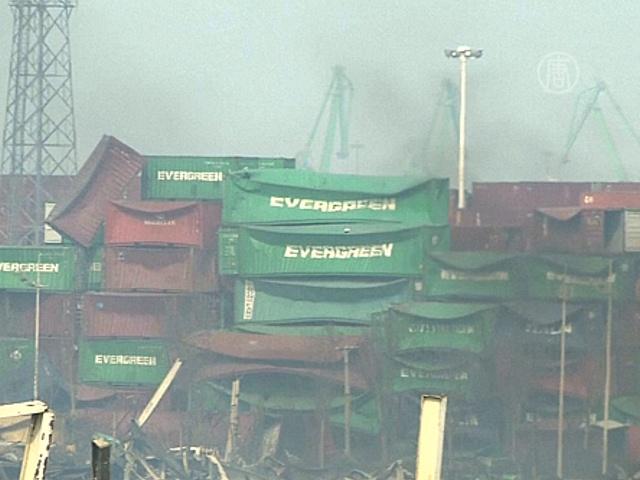 КНР: цианида в зоне взрыва — в 28 раз больше нормы