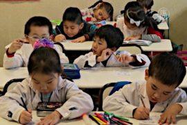 Испано-китайская школа приобретает популярность