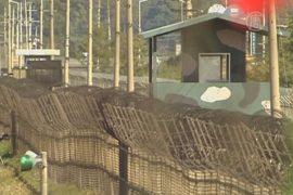 Стрельба на границе двух Корей: эвакуация людей