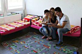 Германия: история беженцев со счастливым концом