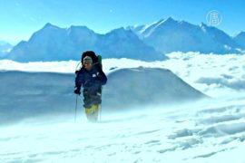 Японец покорит Эверест ради экономики Непала