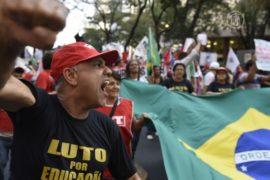 Власти Бразилии не предвидели усугубления кризиса