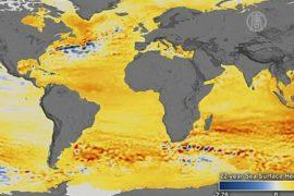 Снимки НАСА показали повышение мирового океана