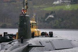 Британия реконструирует свой ядерный флот