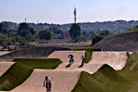 Олимпийский трек BMX представили в Рио