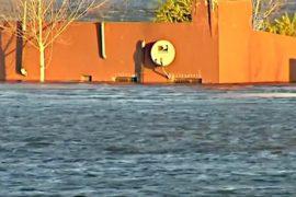 В Аргентине – новая эвакуация из-за наводнения