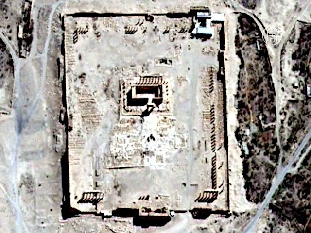 В ЮНЕСКО подтвердили уничтожение храма Бэла