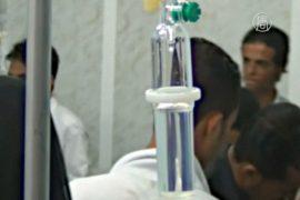 В больницах Йемена не хватает медикаментов