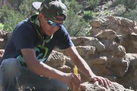 Индейцы сохраняют руины своих предков