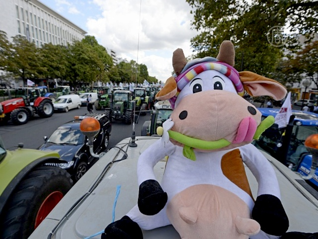 Протестующие фермеры Франции добились своего