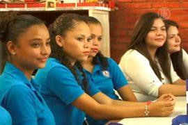 В гондурасской школе учится 23 пары близнецов