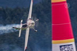 Австрия: шестой этап экстремальных авиагонок