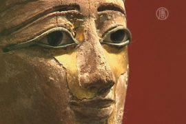 Париж: выставка артефактов затонувшего города