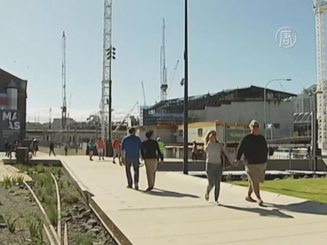 Сидней переделал железную дорогу в зону отдыха