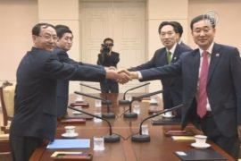 КНДР и Южная Корея обсуждают воссоединение семей