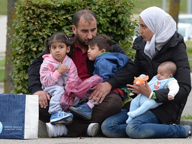 Сирийским беженцам не понравилось в Уругвае