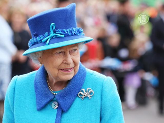 Елизавета II бьет рекорд пребывания на троне
