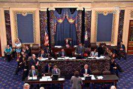 Договор с Ираном обсуждают в Сенате США
