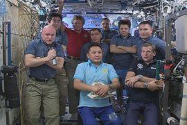 Экипаж МКС — о романе «Марсианин»