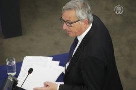 Юнкер призвал партии Греции поддержать пакет помощи
