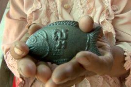 Железная рыба помогает справиться с анемией