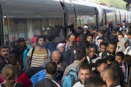 В Македонию въехало рекордное число беженцев