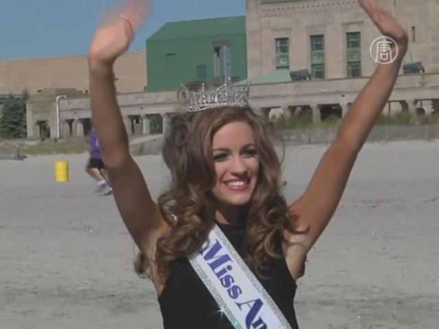 «Мисс Америка 2016» стала студентка из Джорджии
