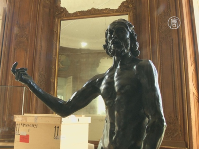 Музей Родена в Париже готовится к открытию