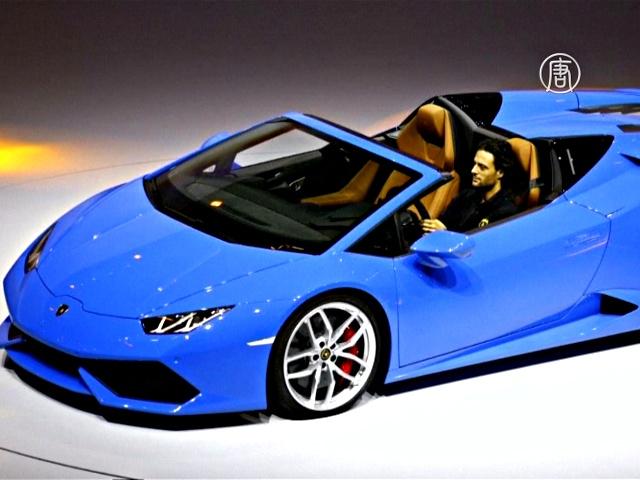 На роскошные авто будут искать покупателей вне КНР