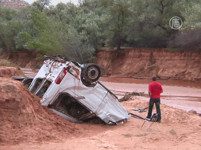 Сильнейшее наводнение в Юте: 16 погибших