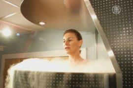 Криотерапия – новый тренд в США