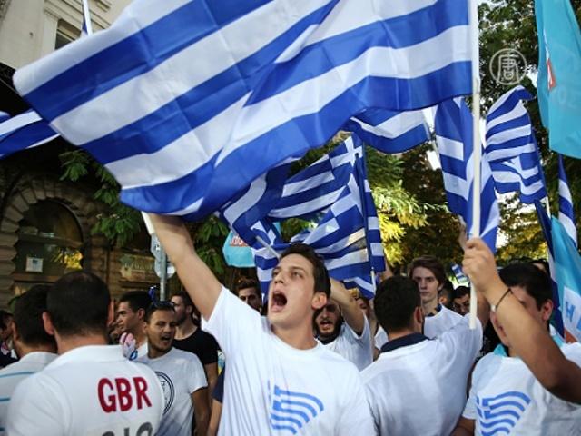 Маленькие партии Греции надеются на большую роль