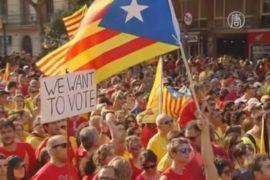 Выборы в Каталонии: референдум об отделении?