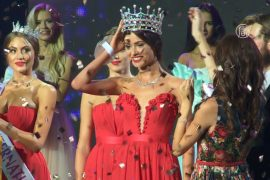 В Киеве выбрали «Мисс Украина-2015»
