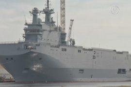 Франция продает «Мистрали» Египту