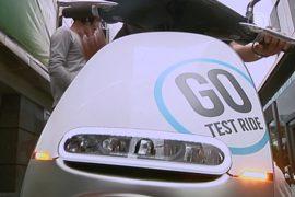 В Тайване тестируют «умные» скутеры