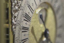 Часы-шедевр английского мастера уйдут с молотка