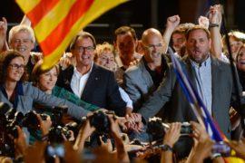 На выборах в Каталонии победили сепаратисты