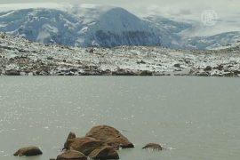 Тающие ледники Перу ставят под угрозу жизни людей