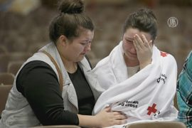Студентка — о смертоносной стрельбе в Орегоне