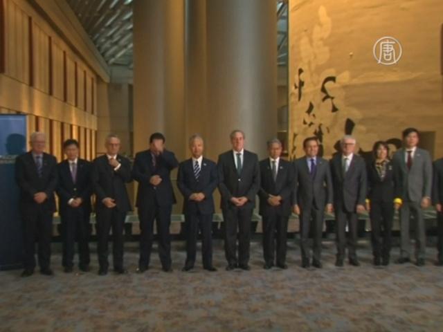Переговоры по Транстихоокеанскому партнёрству