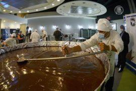 Венесуэла: самая большая шоколадная монета